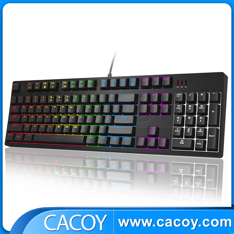 Cherry backlight gaming keyboard